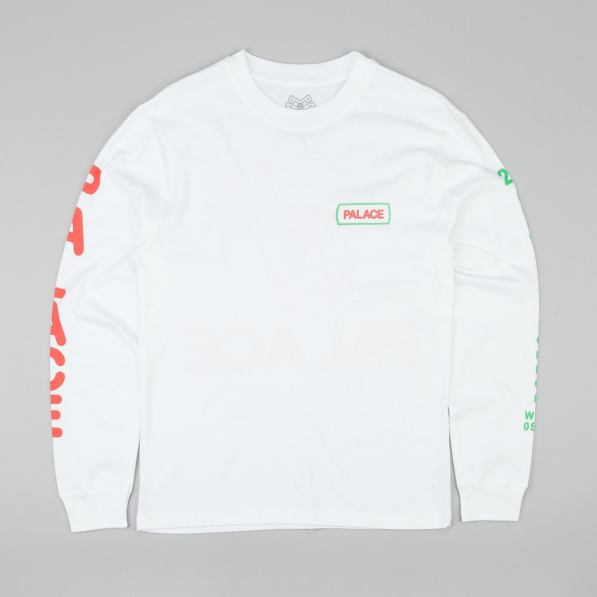 Palace Caveman Long Sleeve T-Shirt