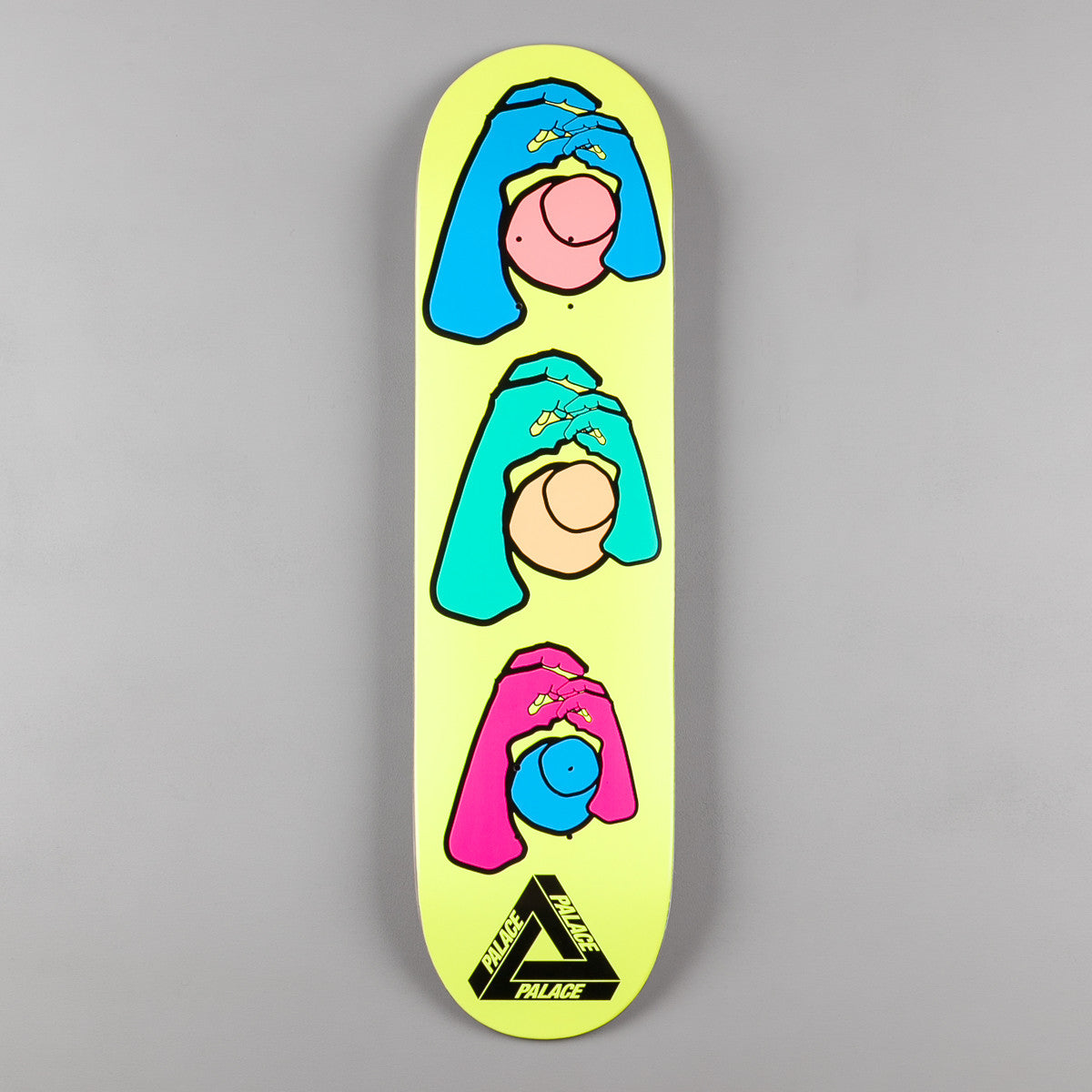 Palace Knight Hands 1 Deck - 8.1""
