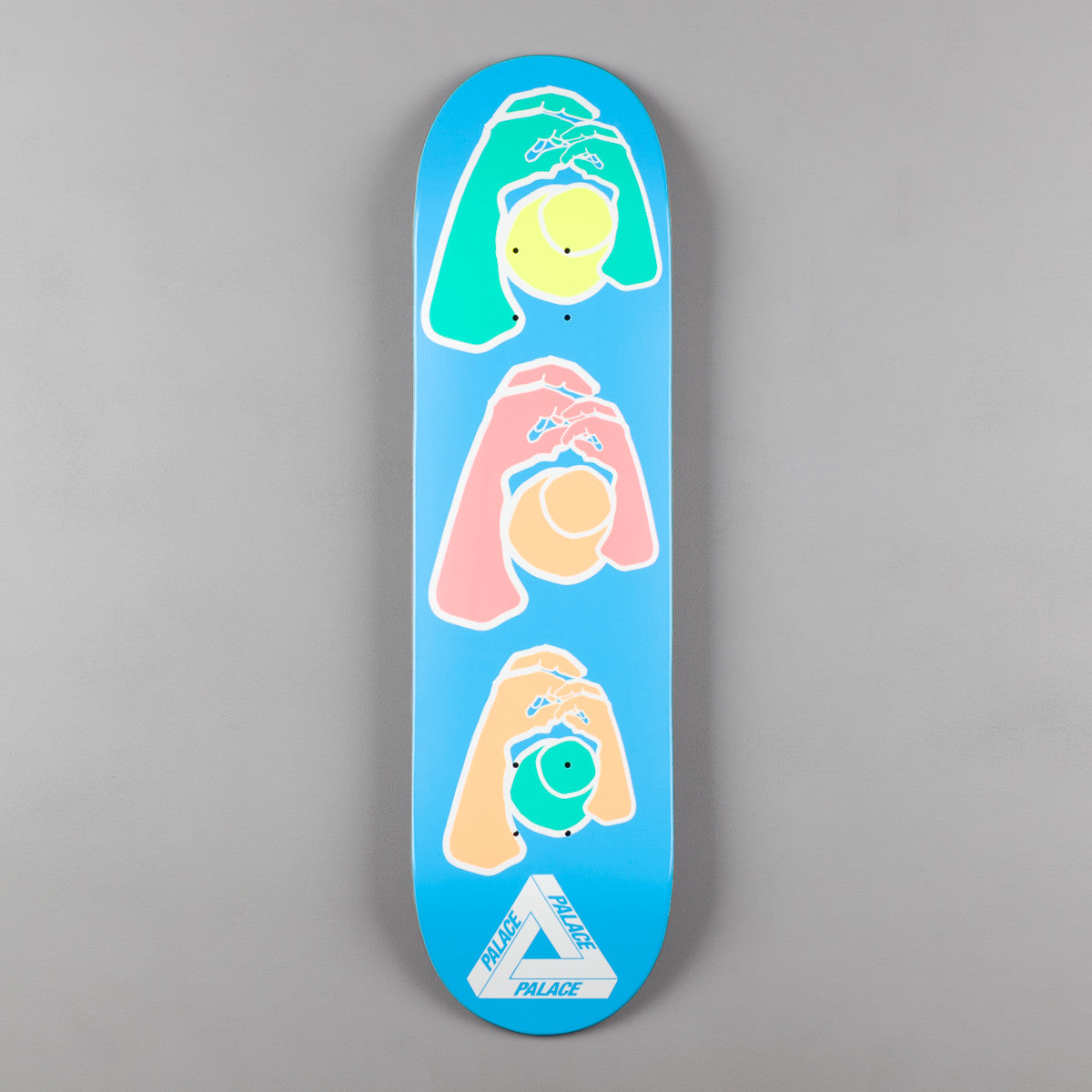 Palace Knight Hands 2 Deck - 8.2""