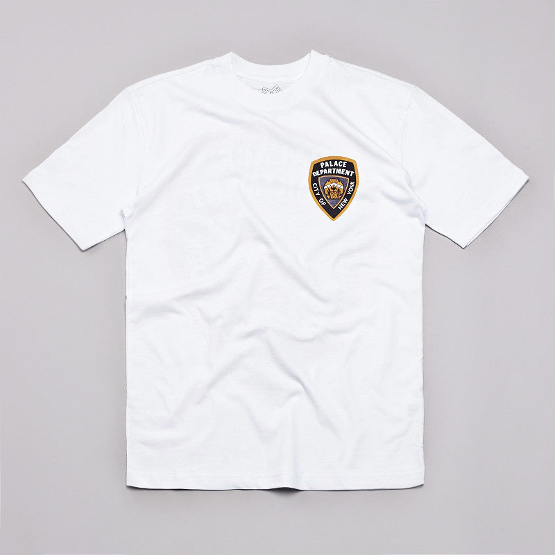 Palace Department T Shirt White