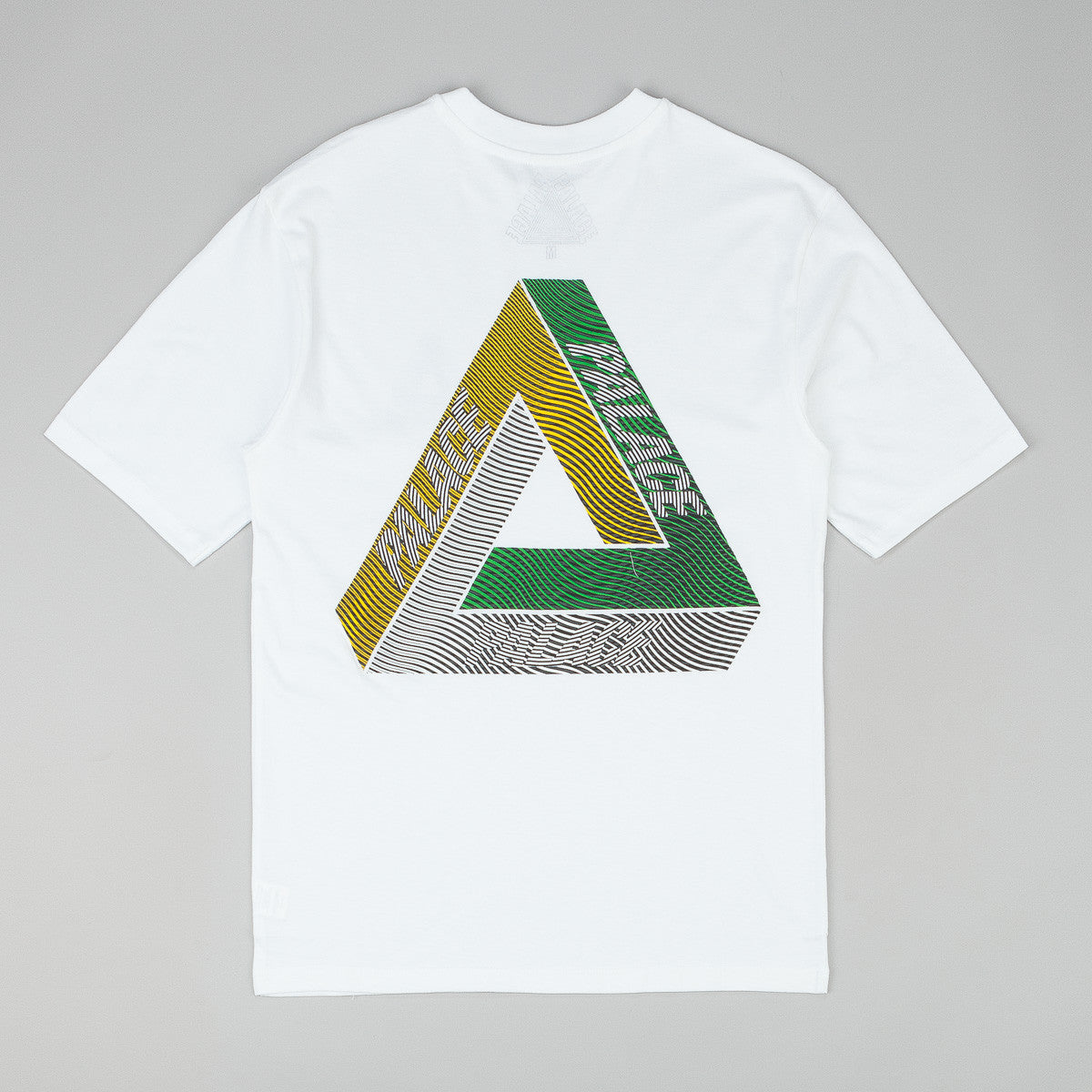 Palace Drury Yard T-Shirt - White