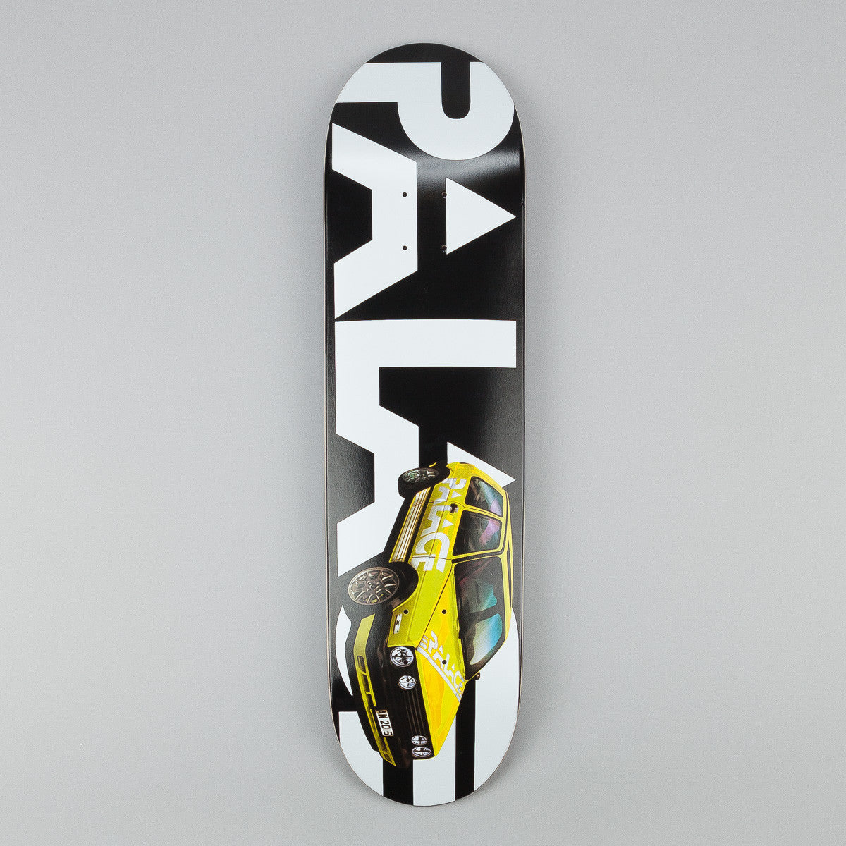 Palace GTI Yellow Deck