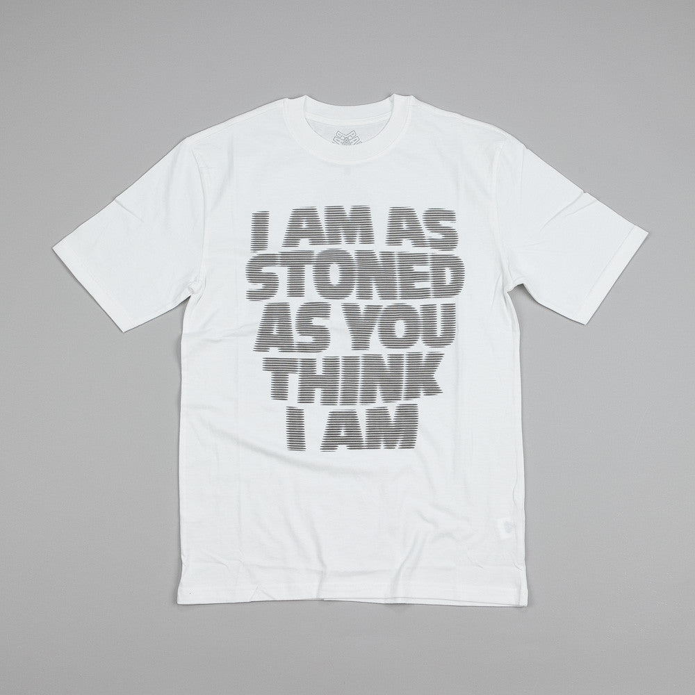 Palace I Am As Stoned T Shirt White