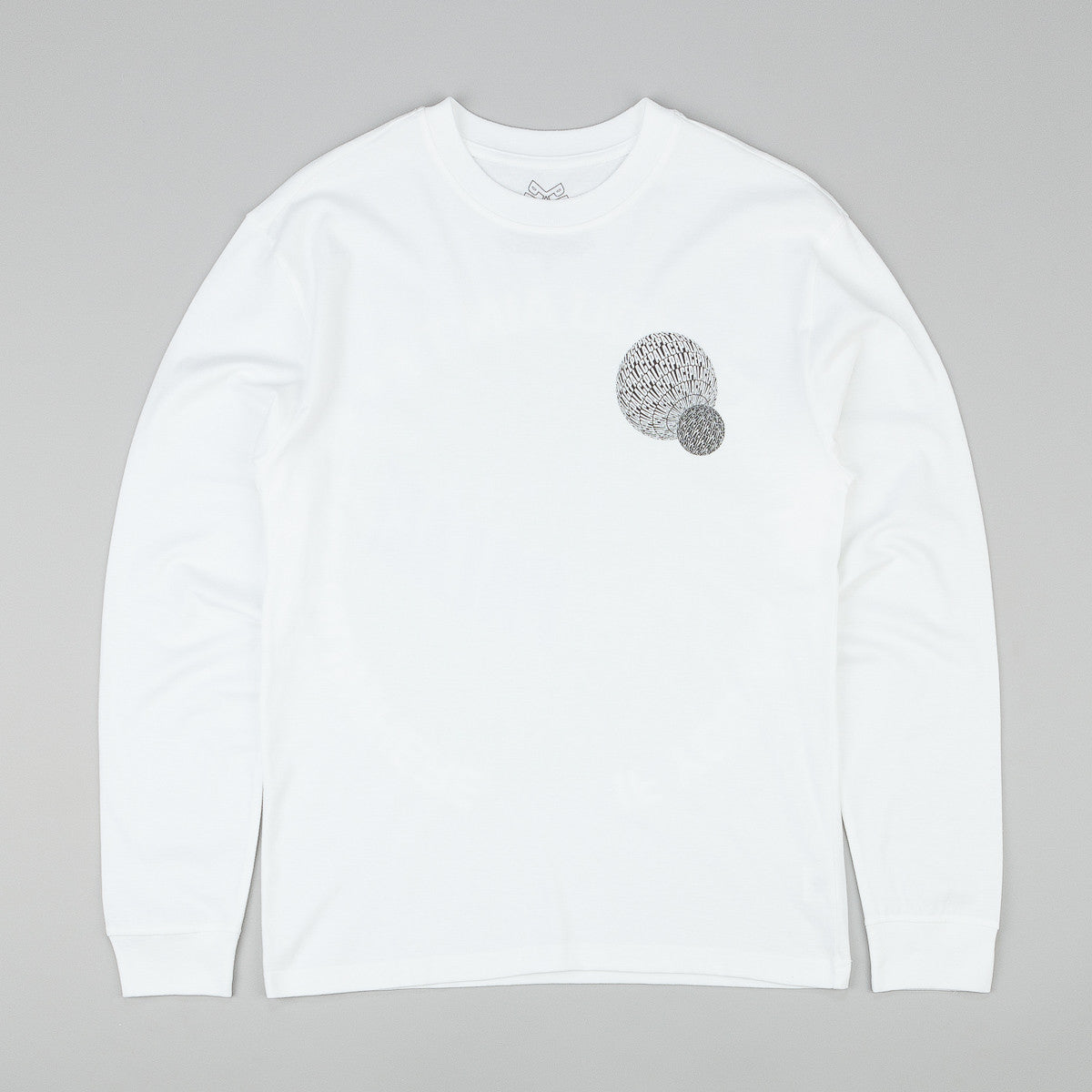 Palace If You Ain't There Long Sleeve T-Shirt