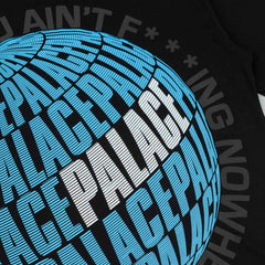Palace If You Ain't There T-Shirt - Black