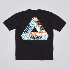 Palace Jungle Dream T Shirt Black