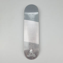 Palace Linear Deck - Silver 8.3""