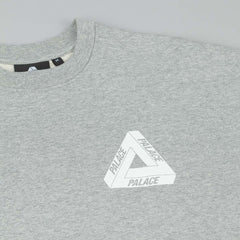 Palace Olympic Crew Neck Sweatshirt - Grey