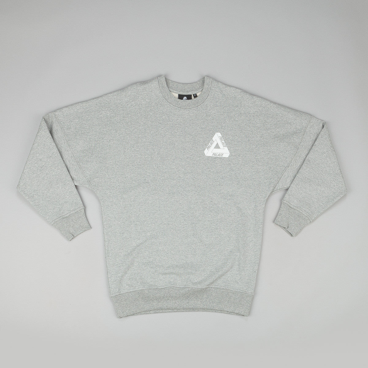 Palace Olympic Crewneck Sweatshirt - Grey