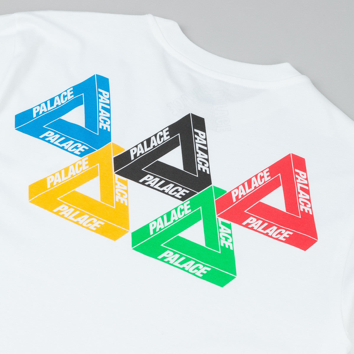 Palace Olympic T-Shirt - White