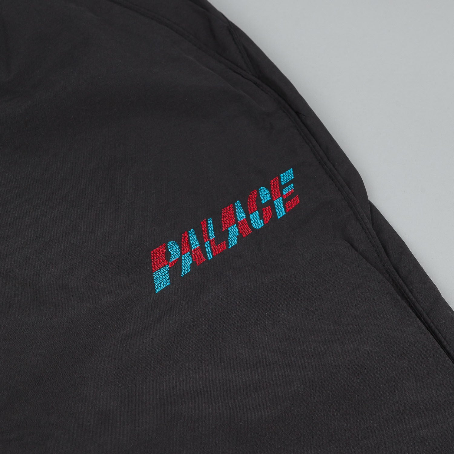 Palace One Tooth Tracksuit Bottoms - Black