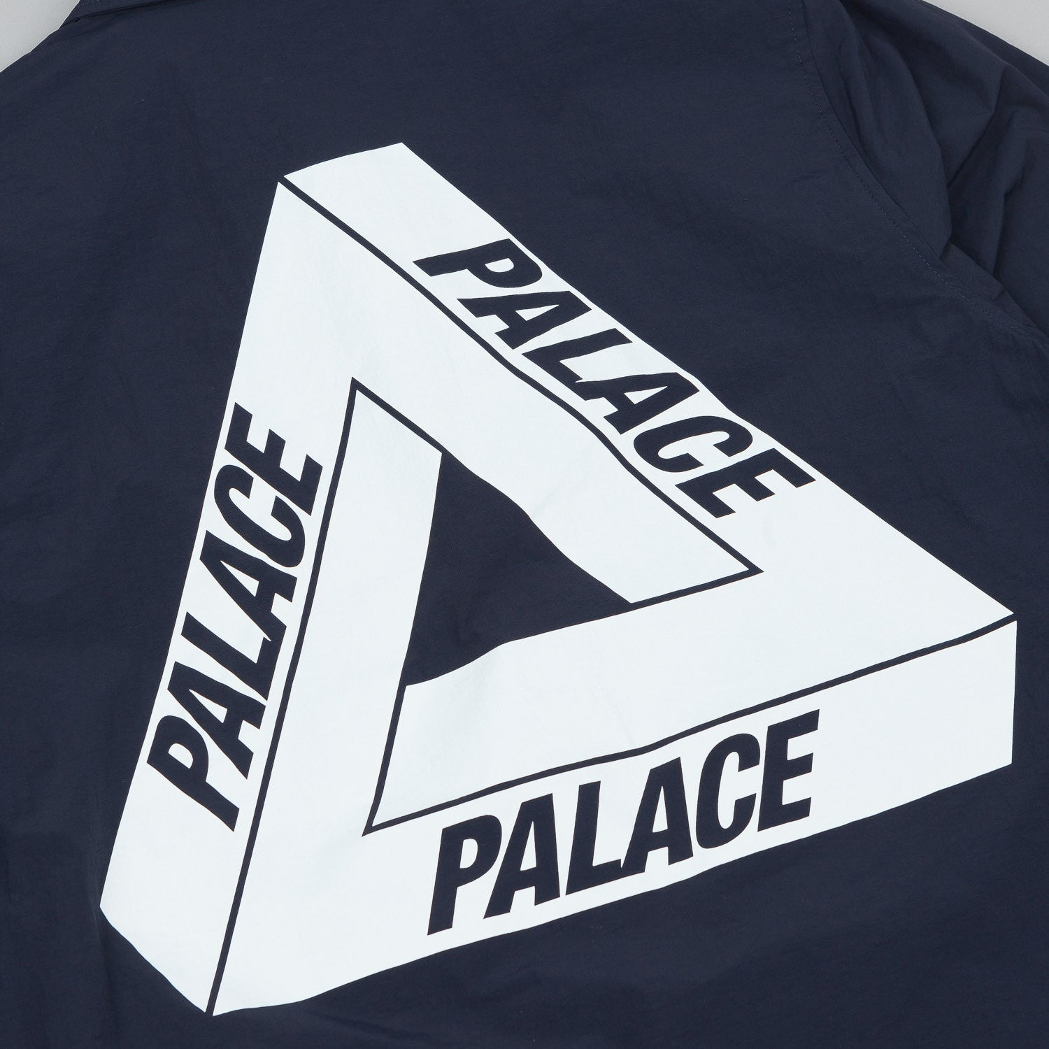 Palace P8TCJ001 Tech Coach Jacket - Navy