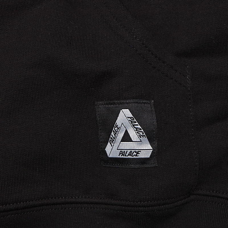 Palace Pocket Crew Sweatshirt Black