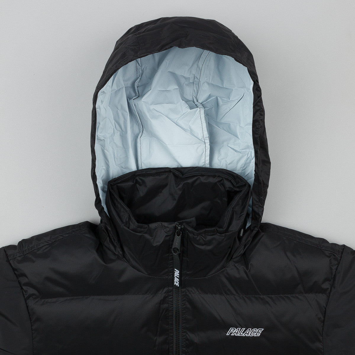 Palace Puffa Jacket - Anthracite