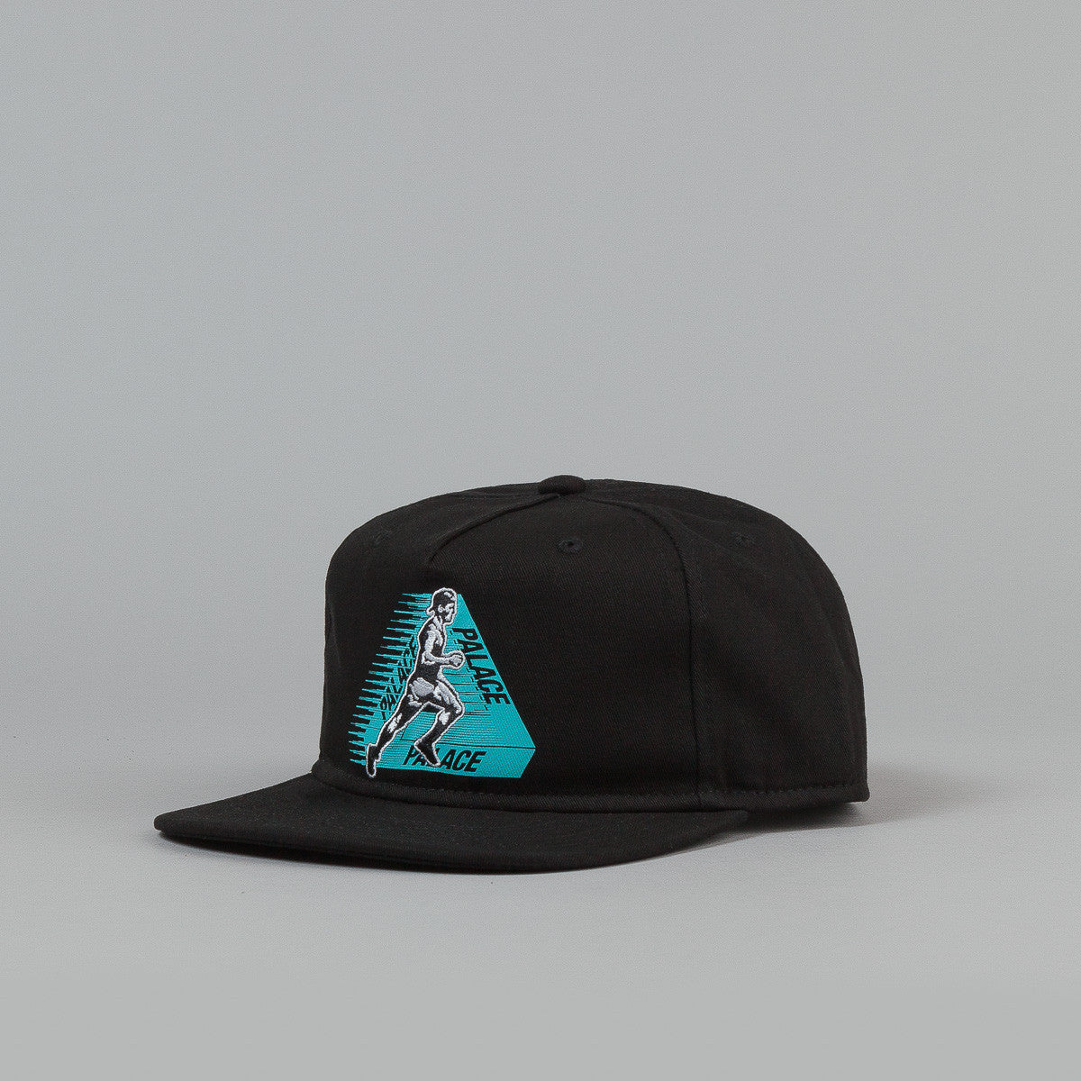 Palace Running Tings Snapback Cap
