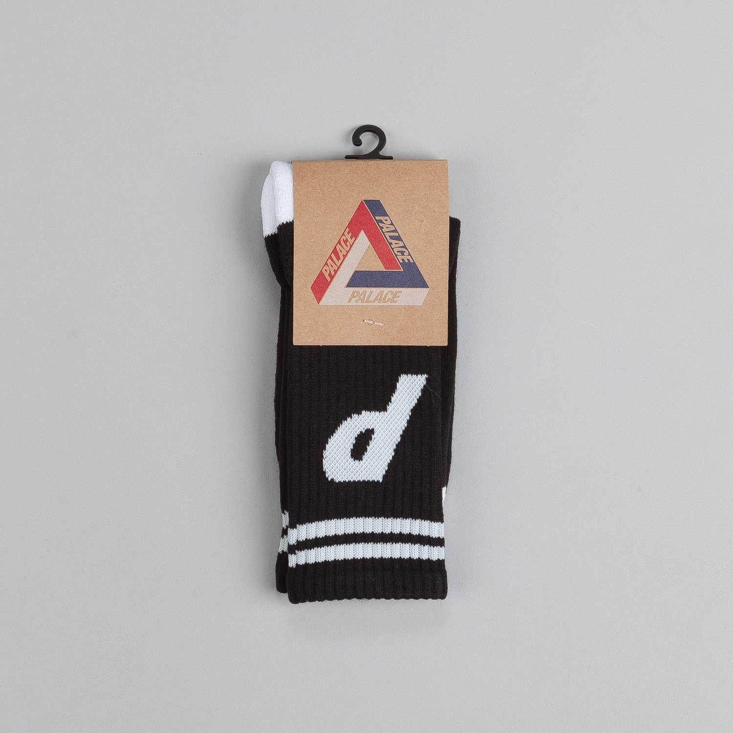 Palace Standard Socks Black
