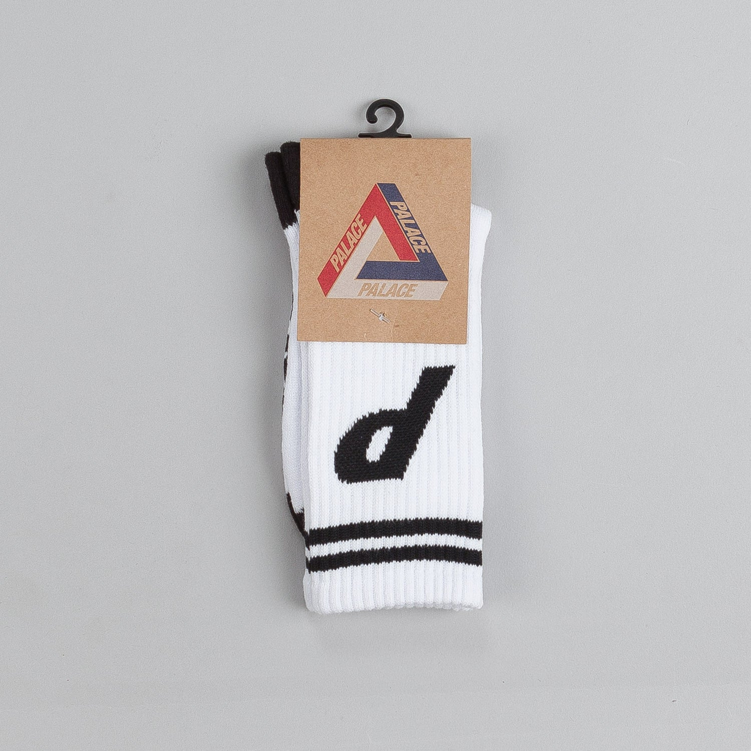 Palace Standard Socks White