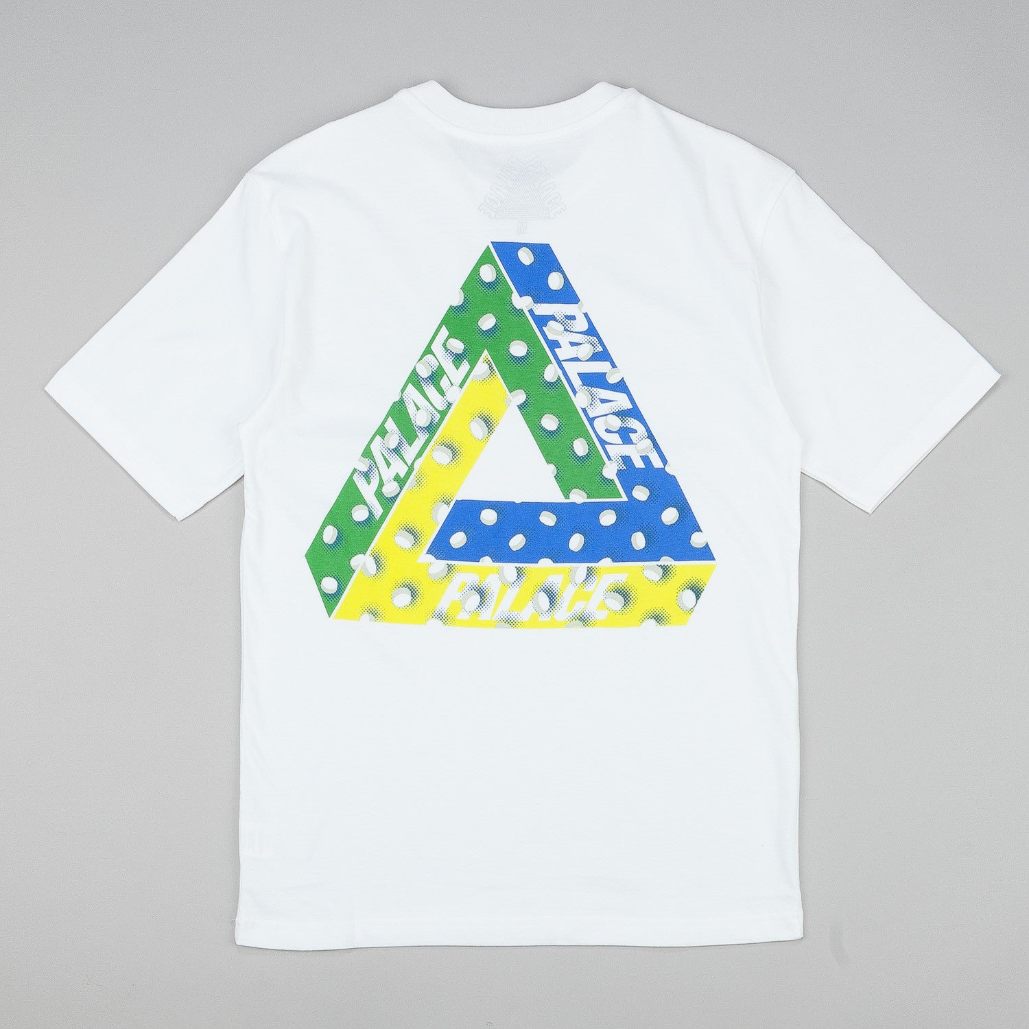 Palace Tablet T-Shirt - White