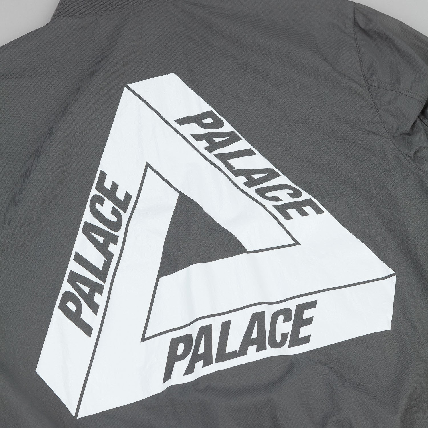 Palace Tech Bomber Jacket - Grey