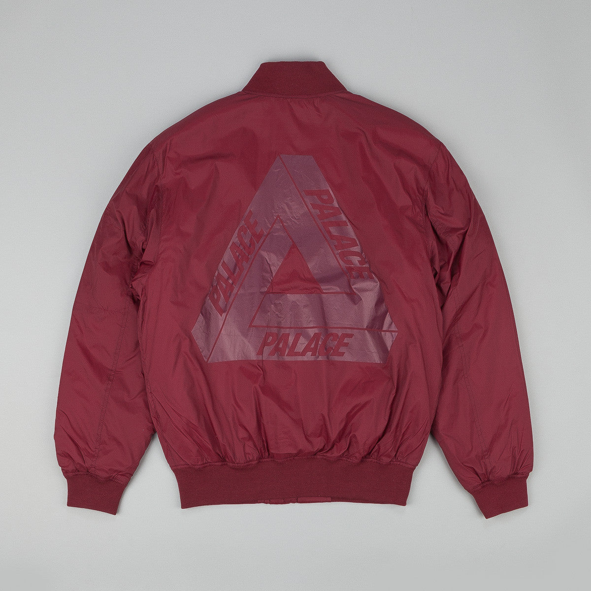 Palace Thinsulate Bomber Jacket - Cordovan