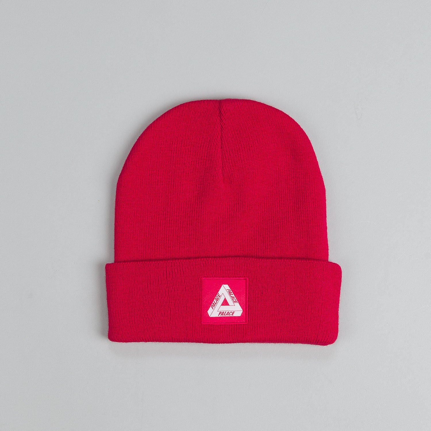 Palace Tri-Ferg Beanie Red