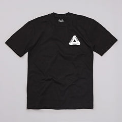 Palace Tri-Line T Shirt Black