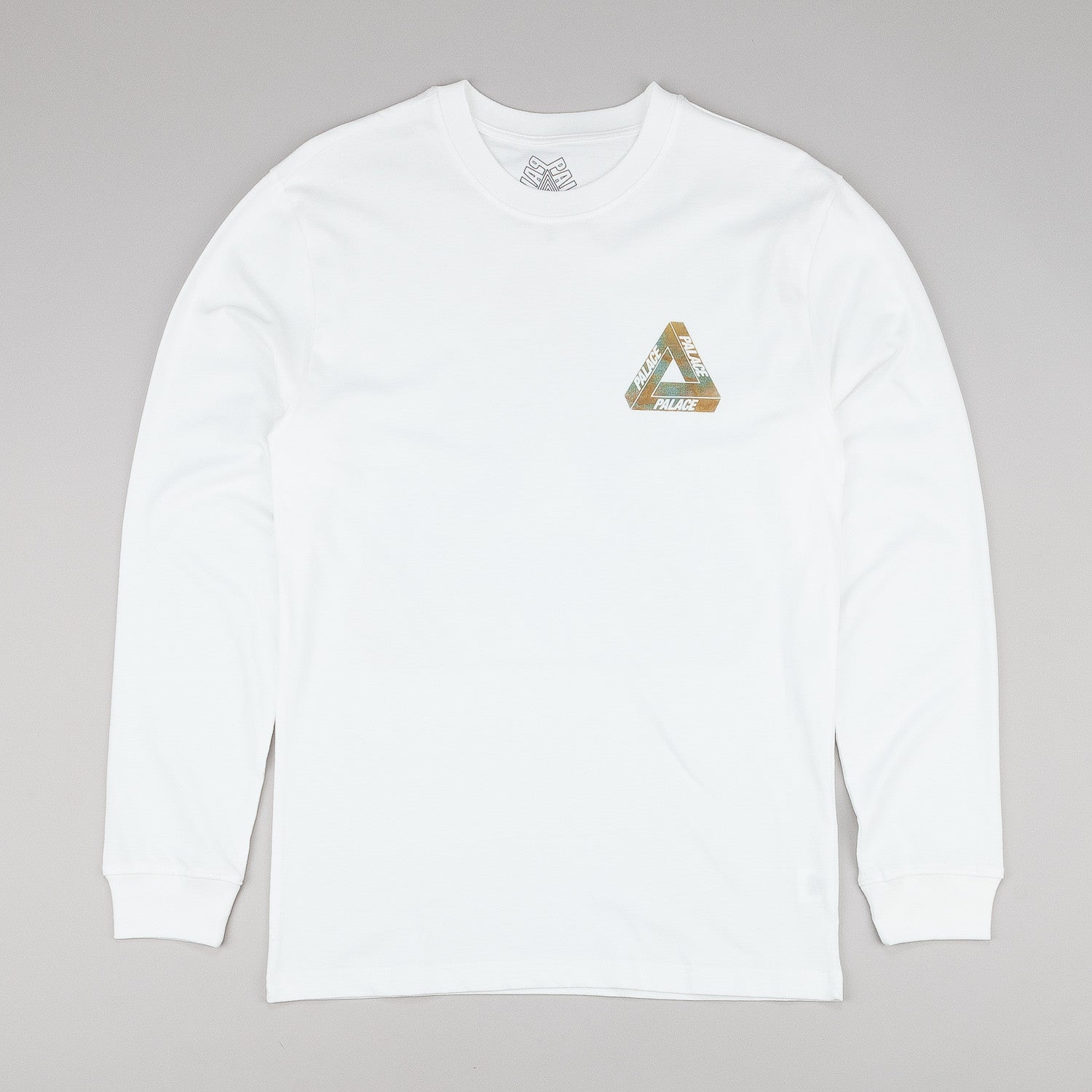 Palace Tri-Marbles L/S T-Shirt