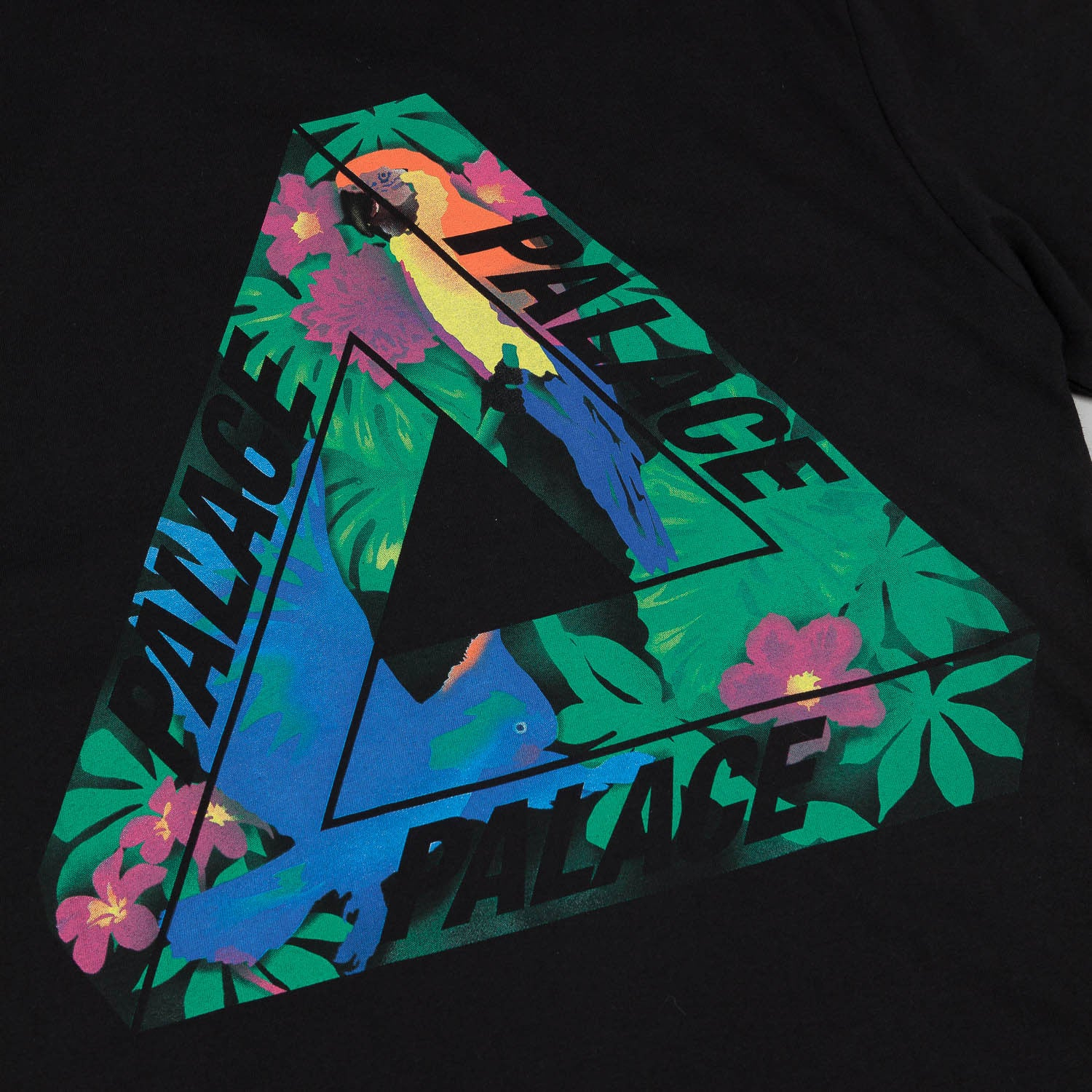 Palace Tri-Wild T-Shirt - Black