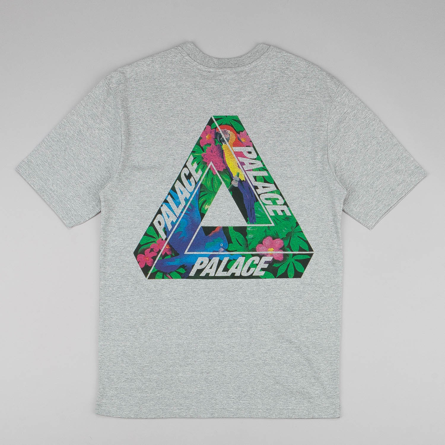 Palace Tri-Wild T-Shirt - Grey
