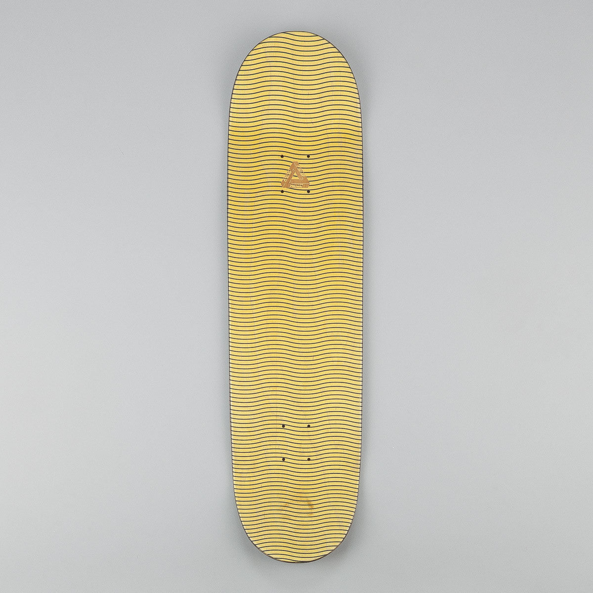 Palace Trippy Stick Grey Deck - 8.5""