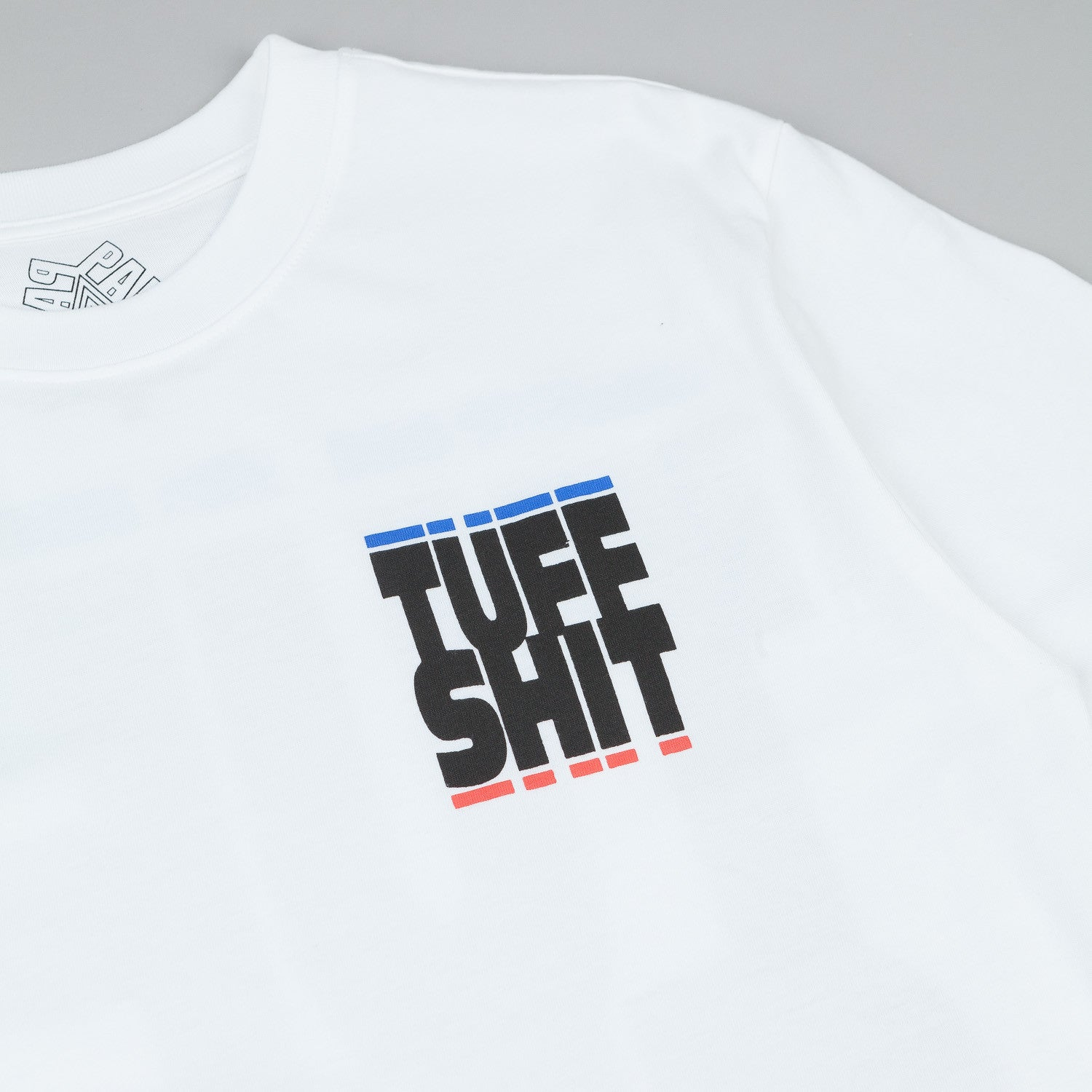 Palace Tuff Shit T-Shirt - White