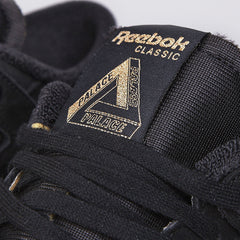 Palace X Reebok Workout Clean Low Black / White