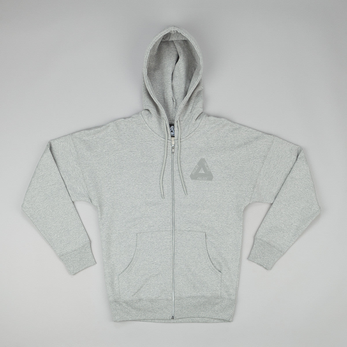 Palace Zip Olympic Hooded Sweatshirt