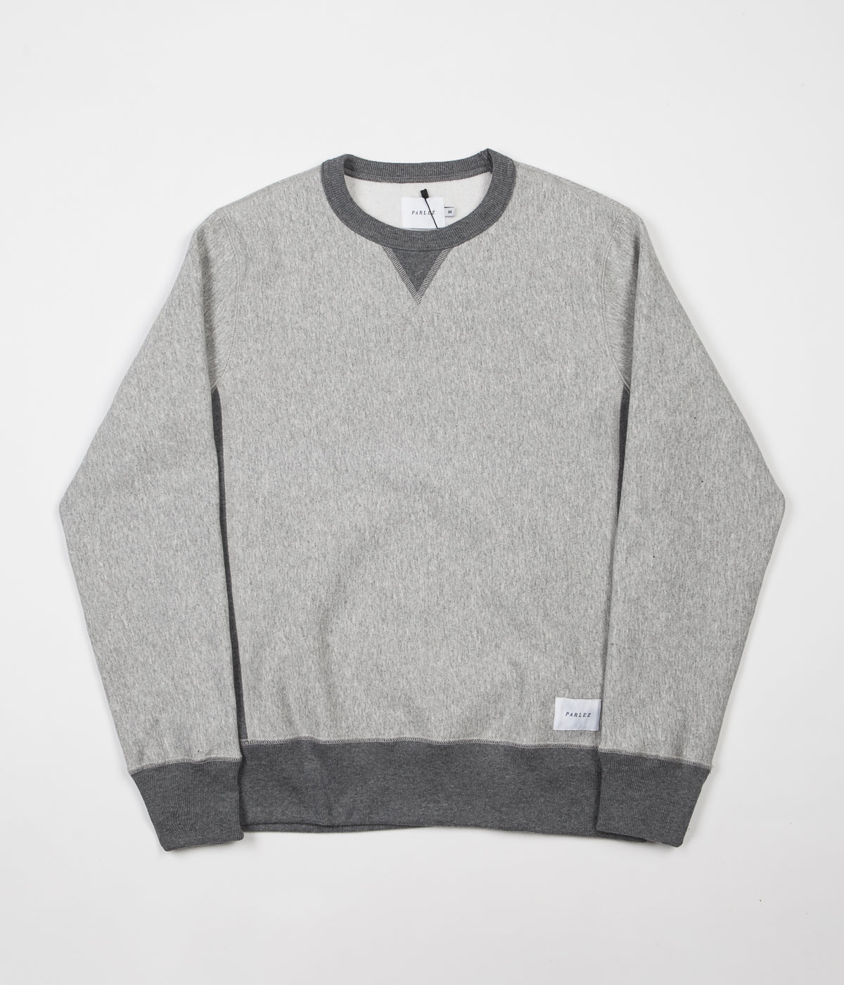 Parlez Albion 16oz Crewneck Sweatshirt - Heather Mix