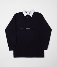 Parlez Bar Rugby Shirt - Navy