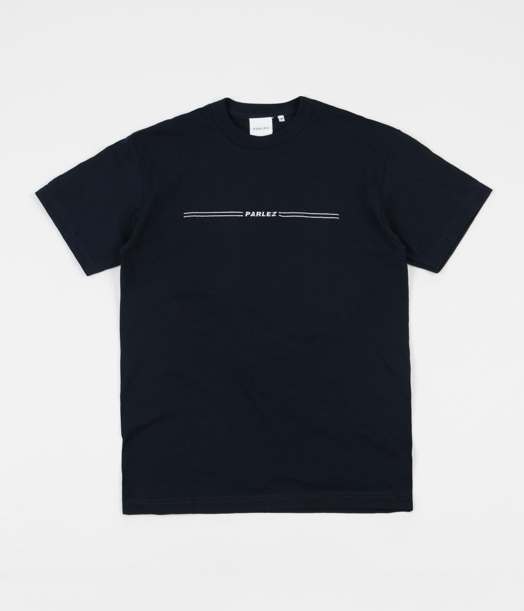 Parlez Dwyer T-Shirt - Navy