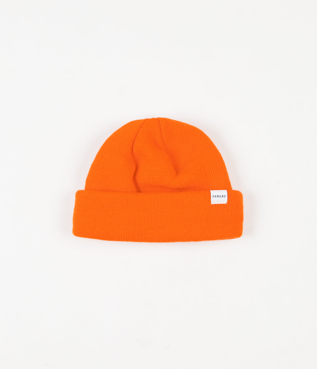 Parlez Flatholm Beanie - Orange