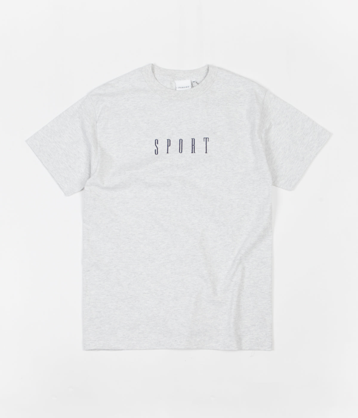 Parlez Fower T-Shirt - Heather Grey