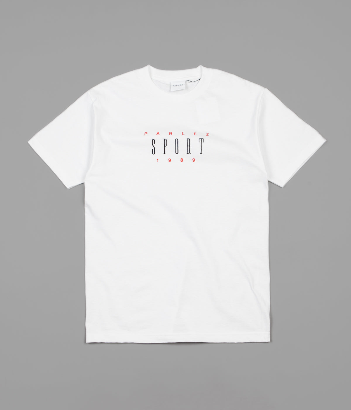 Parlez Fower T-Shirt - White