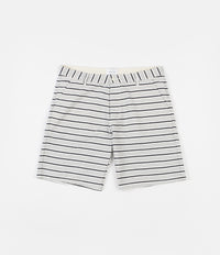 Parlez Galeas Shorts - White Stripe