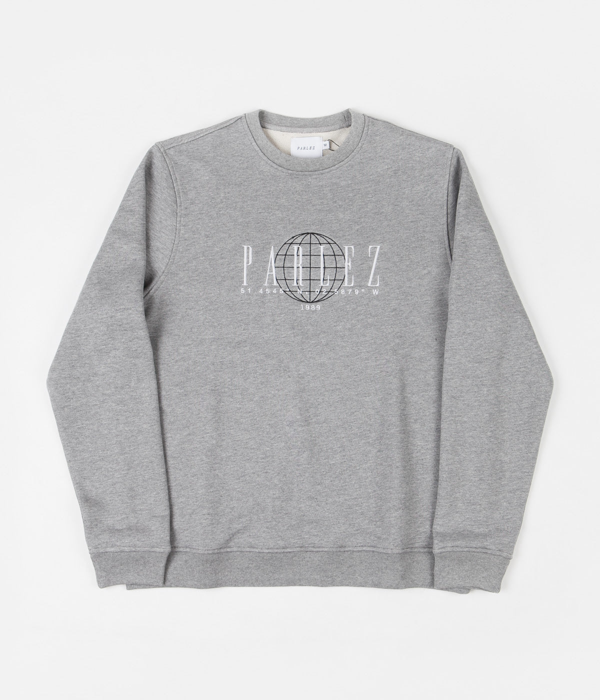 Parlez Global Crewneck Sweatshirt - Heather