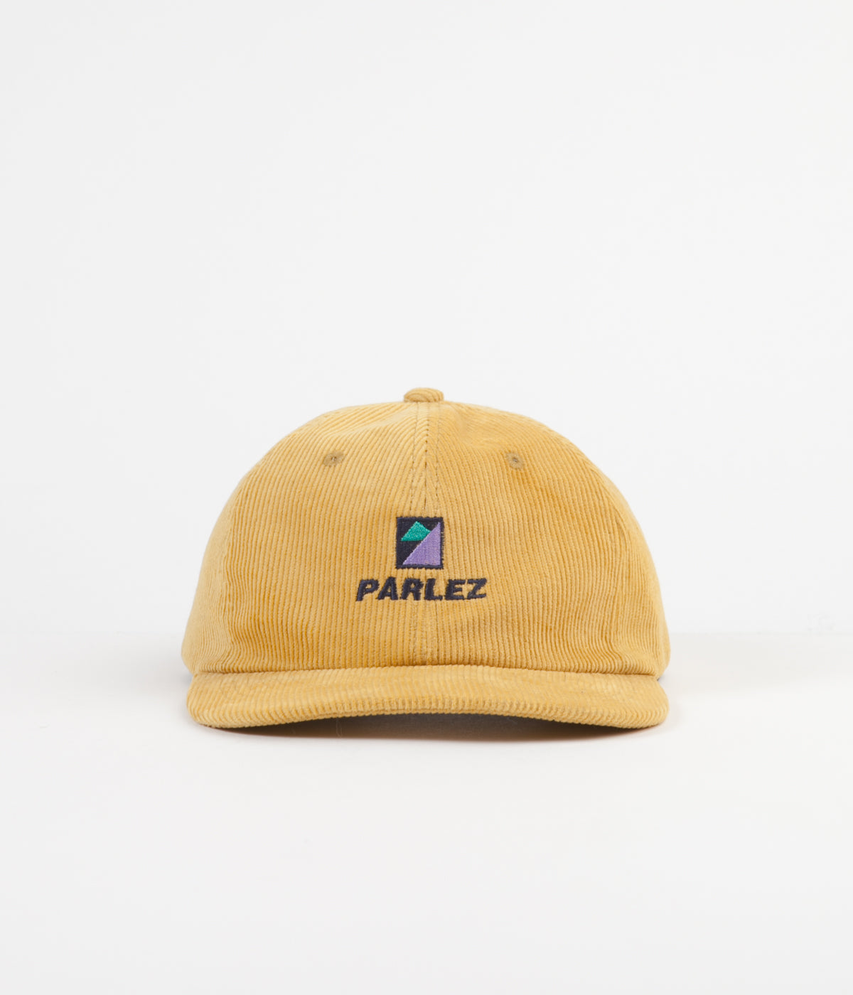 Parlez Gruen 6 Panel Cap - Yellow