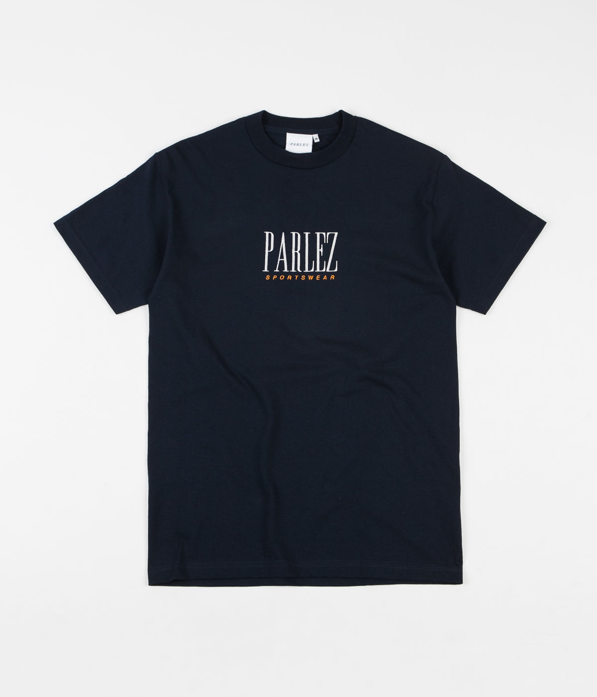 Parlez Harrington T-Shirt - Navy