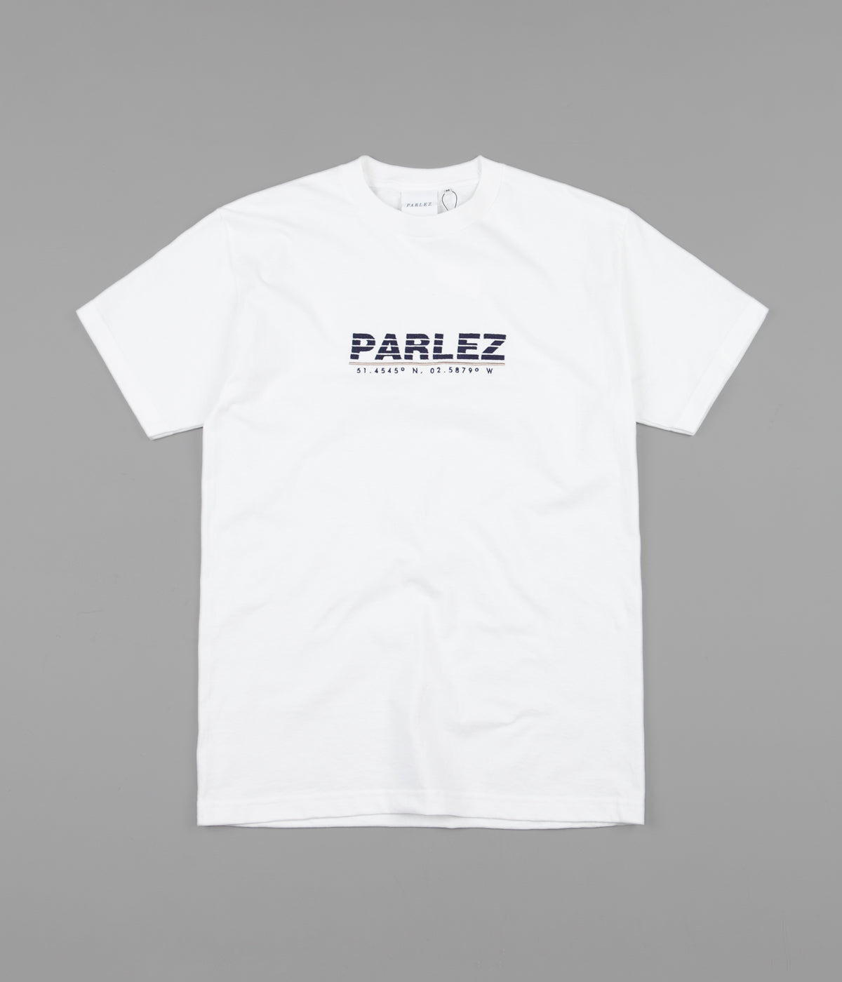 Parlez Haven T-Shirt - White