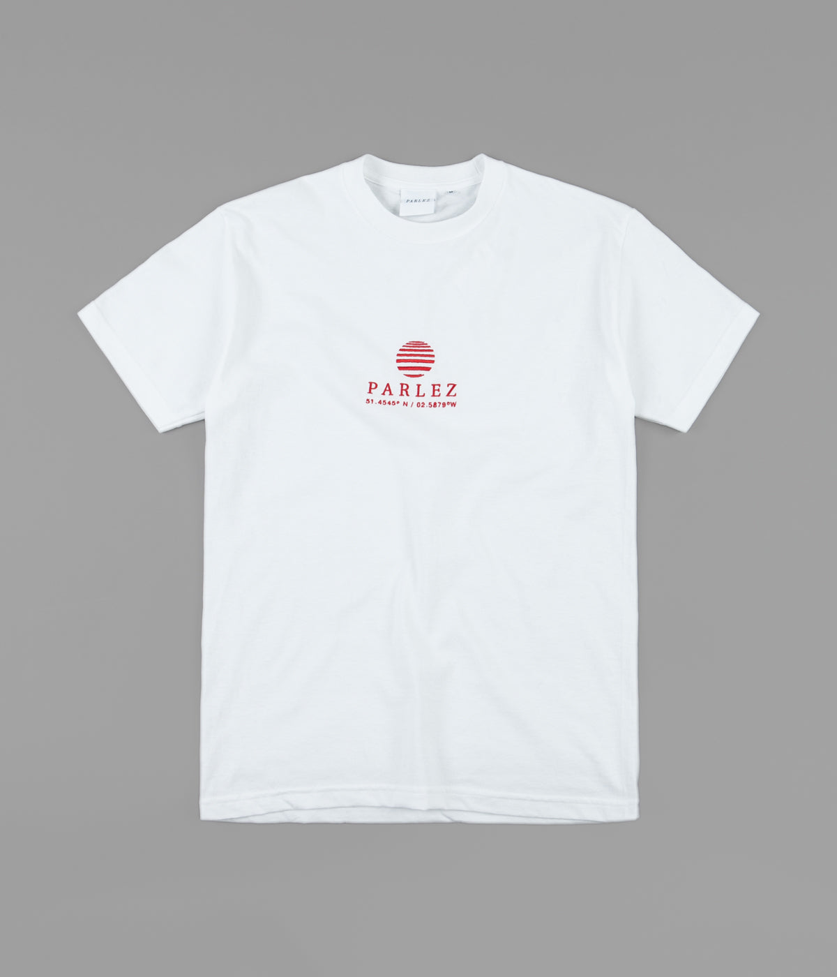 Parlez Purcel T-Shirt - White