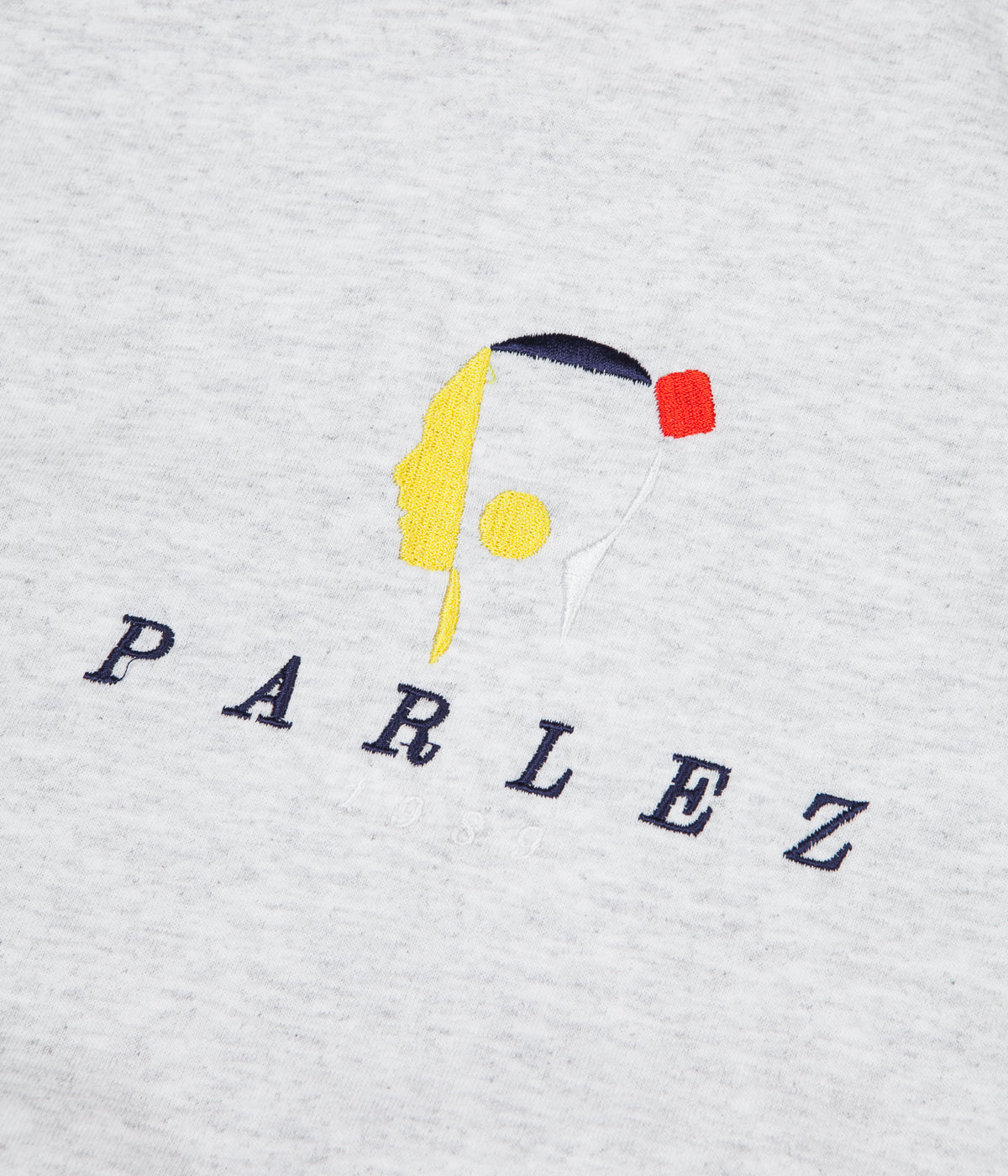 Parlez Sill T-Shirt - Light Heather