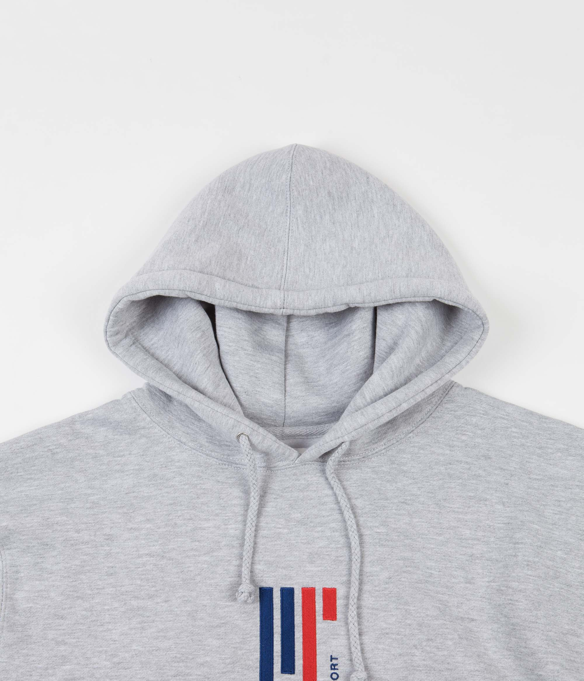 Parlez Sinclar Hoodie - Heather
