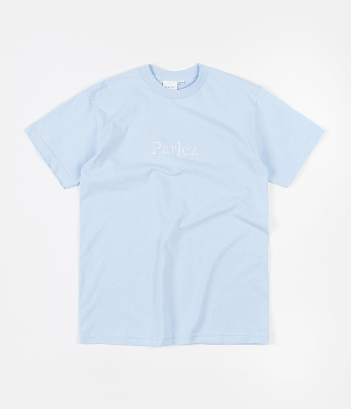 Parlez Skutsje T-Shirt - Powder Blue