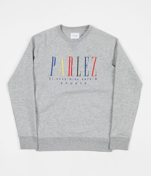 Parlez Tall Crewneck Sweatshirt - Heather