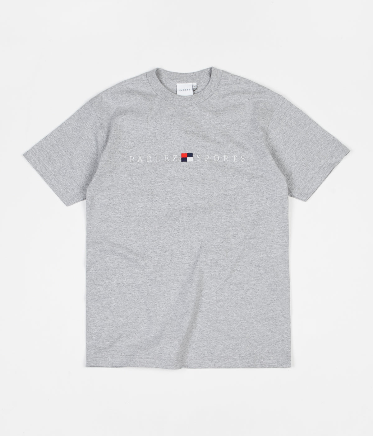 Parlez Tidal T-Shirt - Dark Heather